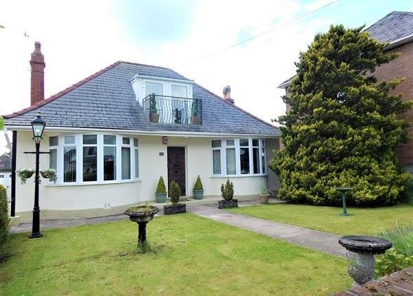 Thumbnail Detached bungalow for sale in King Edward Road, Brynmawr