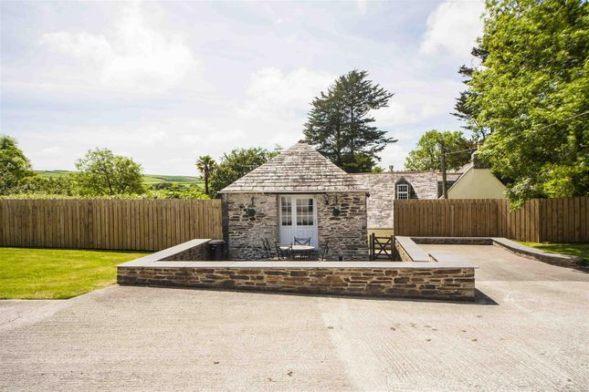 Thumbnail Barn conversion to rent in Nanscow, St Breock, Wadebridge