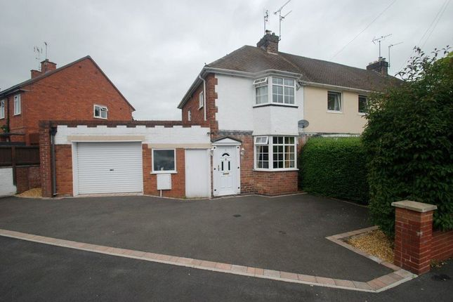 Thumbnail Property to rent in Grange Road, Uttoxeter
