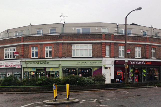 Retail premises to let in Units 3-4, Mantle Road, London