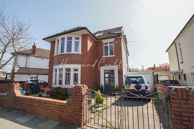Thumbnail Detached house for sale in Pencisely Rise, Llandaff, Cardiff