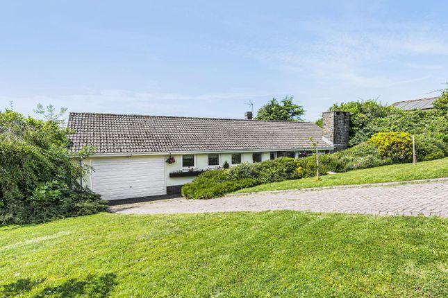 Thumbnail Detached bungalow for sale in Applegrove, Reynoldston, Swansea