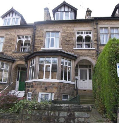 Thumbnail Flat to rent in St Marys Avenue, Harrogate