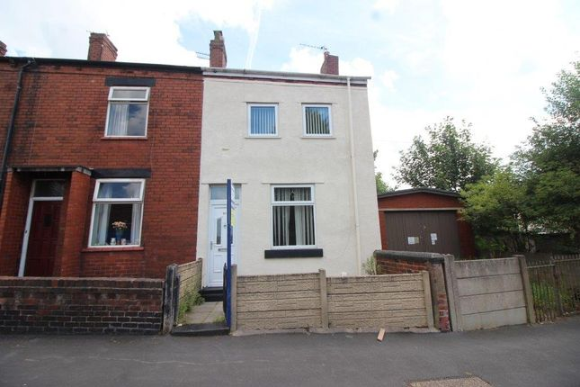 Thumbnail Terraced house to rent in Bridgewater Street, Hindley