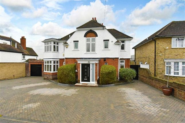 Thumbnail Detached house for sale in Wades Hill, London