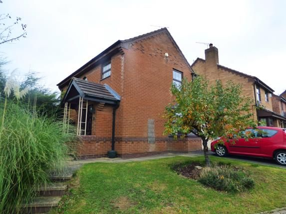 Thumbnail Detached house for sale in Thistle Way, Rugby, Warwickshire