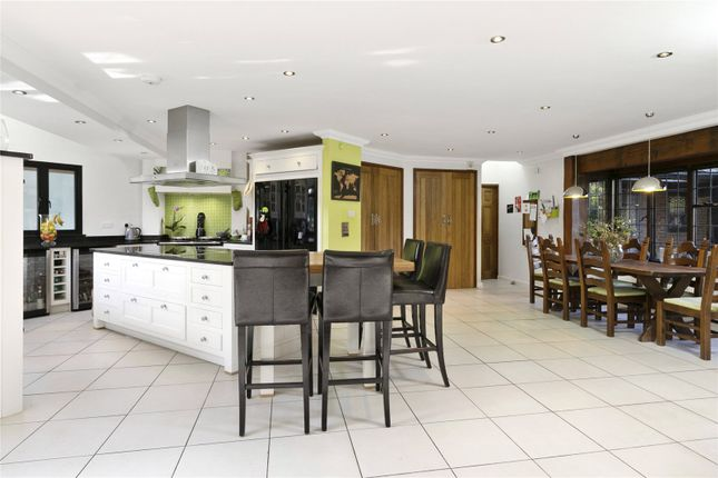 Kitchen of The Warren, Kingswood, Tadworth, Surrey KT20