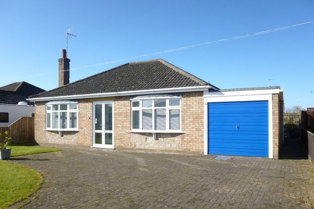 Thumbnail Detached bungalow to rent in Langwith Gardens, Holbeach, Spalding
