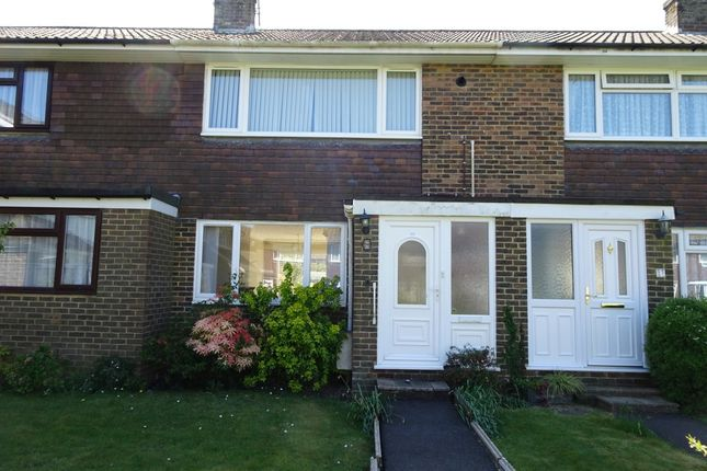 2 bed terraced house to rent in Belvedere Gardens, Crowborough TN6