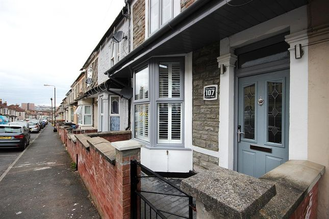 Thumbnail Terraced house for sale in Colston Road, Easton, Bristol