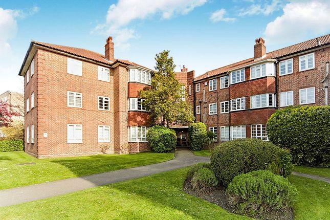 Thumbnail Flat for sale in Harcourt Lodge Croydon Road, Wallington