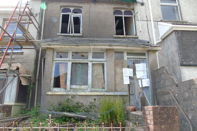 Thumbnail Terraced house for sale in Oak Street, Tonypandy