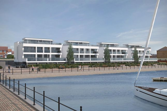 Thumbnail Property for sale in Port Moresby Place, Sovereign Harbour North, Eastbourne