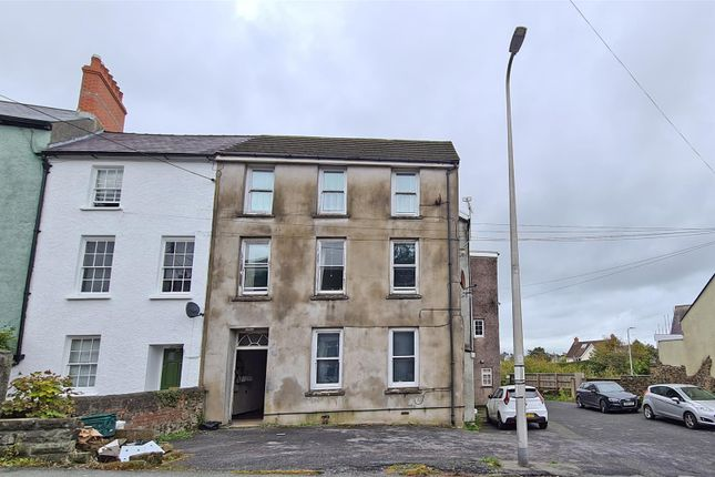 Thumbnail Flat for sale in City Road, Haverfordwest