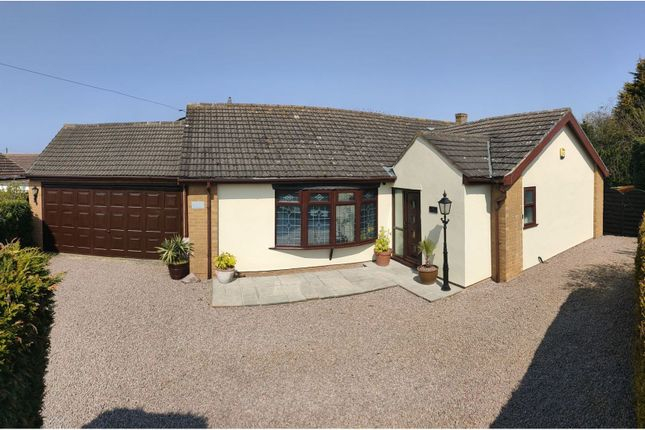 Thumbnail Detached bungalow for sale in Fir Close, King's Lynn