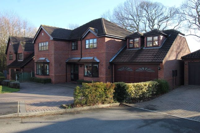 Thumbnail Detached house for sale in Meadow Croft, Sprotbrough, Doncaster
