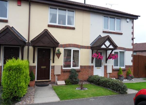 Thumbnail Town house to rent in Harrier Close, Meir Park, Stoke On Trent