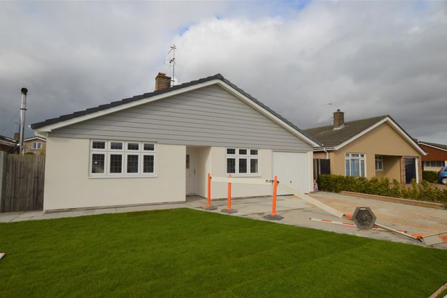 Thumbnail Detached bungalow for sale in Rugosa Close, Stanway, Colchester