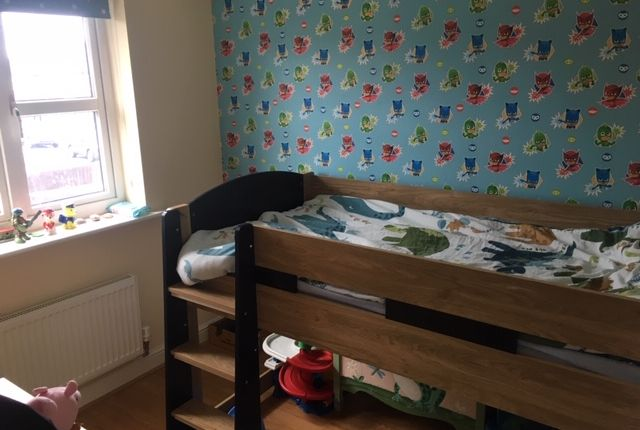 Bedroom Three of Cairns Close, Braunstone, Leicester LE3