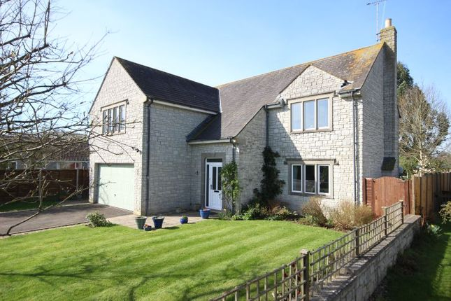 Thumbnail Detached house to rent in Orchard Close, Sparkford