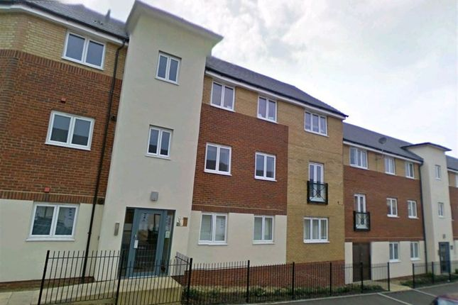Thumbnail Flat to rent in Osier Avenue, Hampton Centre, Peterborough