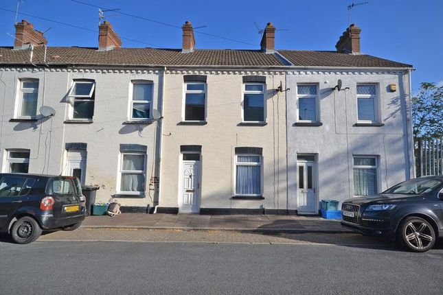 Thumbnail Terraced house to rent in Improved Terrace, Feering Street, Newport
