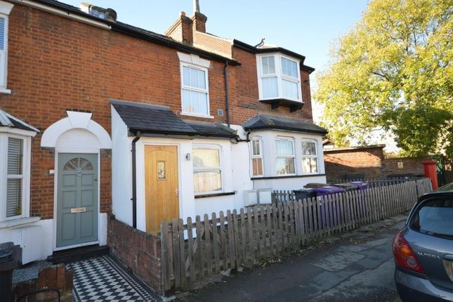 Thumbnail Maisonette to rent in Bunyan Road, Hitchin