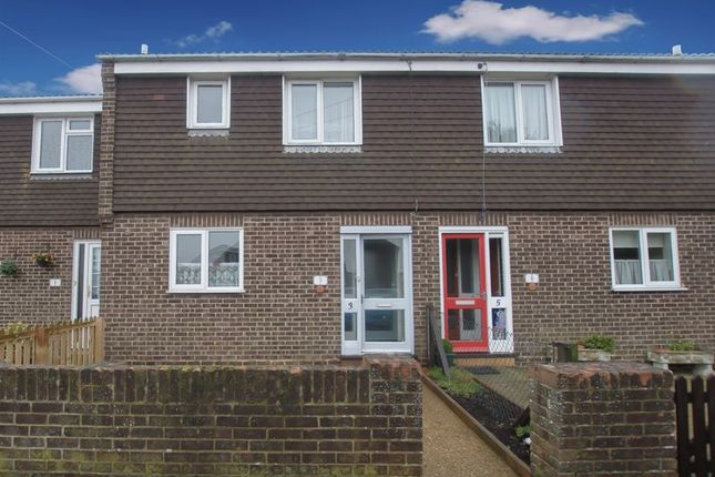 Thumbnail Terraced house for sale in St. Patricks Close, Deal