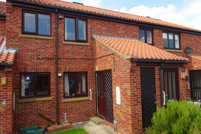 Thumbnail Flat for sale in Heslington Court, Heslington, York