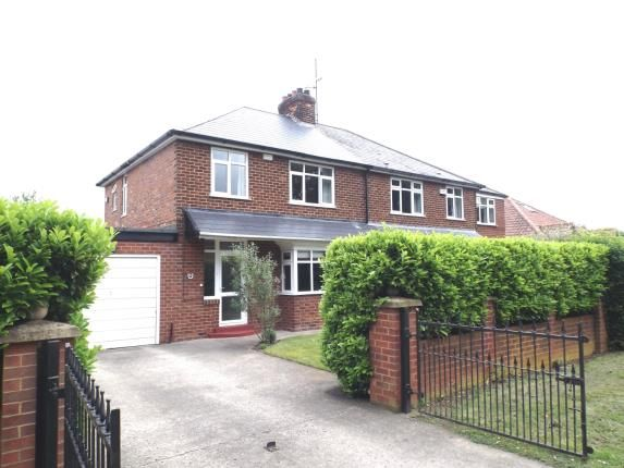 Thumbnail Semi-detached house for sale in Middleton Lane, Middleton St George, Darlington, County Durham