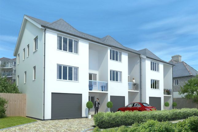Thumbnail End terrace house for sale in Penwerris Lane, Falmouth, Cornwall
