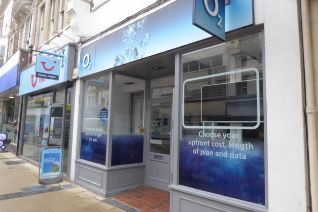 Thumbnail Commercial property to let in Biggin Street, Dover