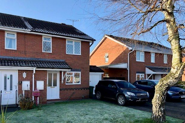 2 bed semi-detached house to rent in Rosemary Avenue, Stafford ST17