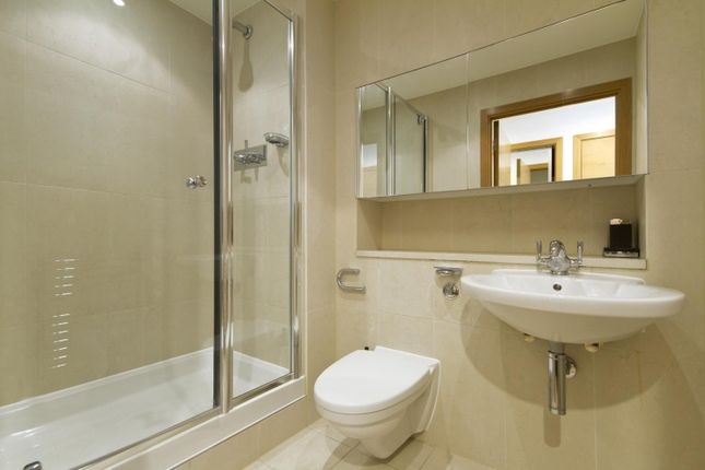 Bathroom of Neville House, 19 Page Street, Westminster, London SW1P