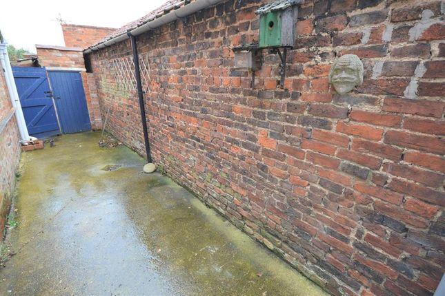 Rear Courtyard of Alma Square, Hunmanby, Filey YO14