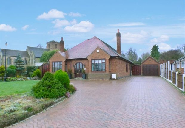 Thumbnail Detached bungalow for sale in Mancetter Road, Mancetter, Atherstone
