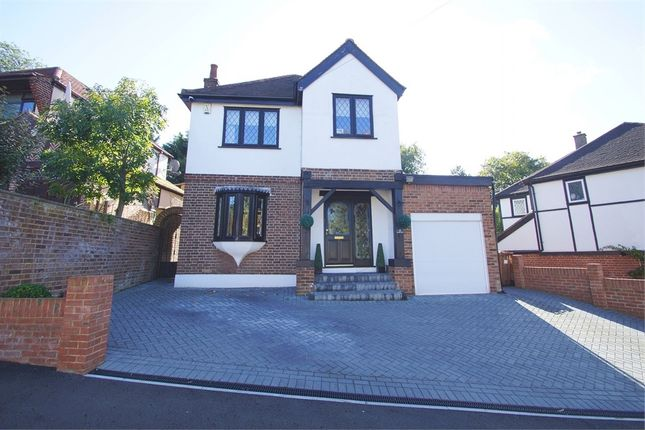 Thumbnail Detached house for sale in Arcadian Close, Bexley, Kent