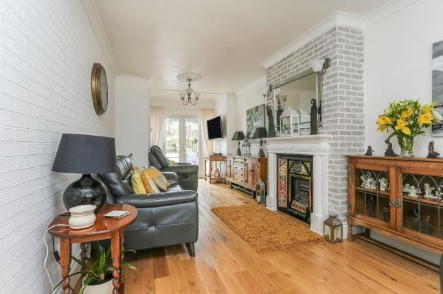 Living Room of Rangoon Road, Solihull, West Midlands, Birmingham B92