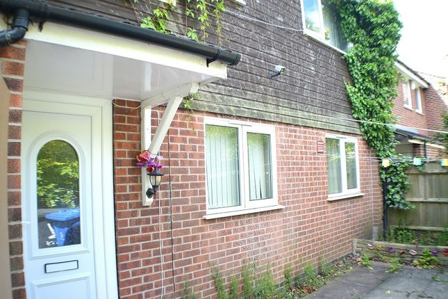 Thumbnail Flat to rent in Chatsworth Court, Sinfin, Derby