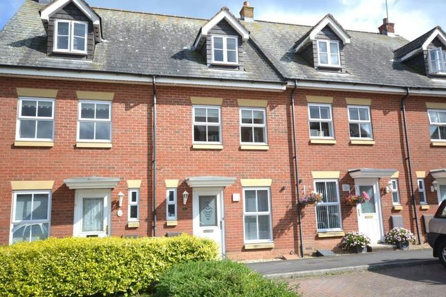 3 bed terraced house to rent in Norman Crescent, Budleigh Salterton, Devon