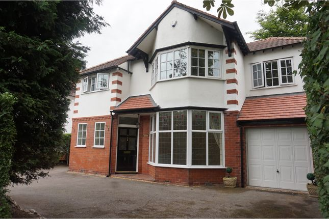Thumbnail Detached house for sale in Park Road, Altrincham