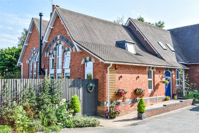Thumbnail Semi-detached house for sale in Cheshire Street, Audlem, Cheshire