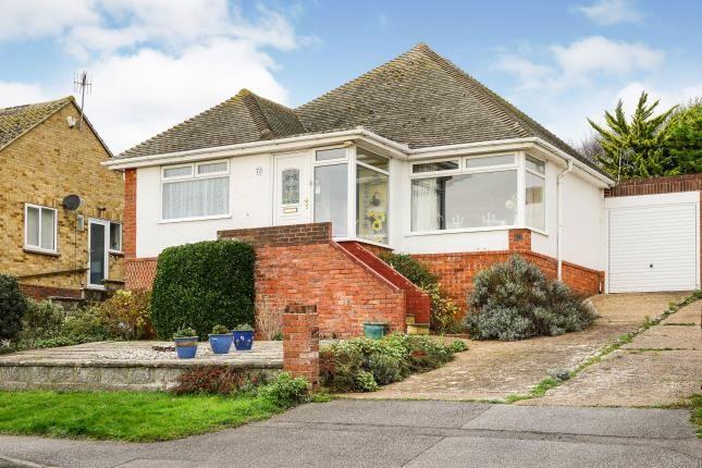 3 bed bungalow for sale in Cissbury Crescent, Saltdean, Brighton, East Sussex BN2