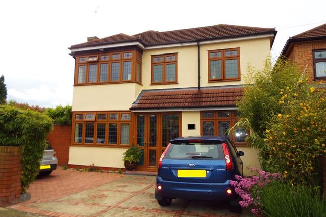 Thumbnail Detached house for sale in Albany Road, Hornchurch