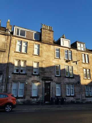 Thumbnail Flat for sale in South Street, Greenock, Inverclyde.