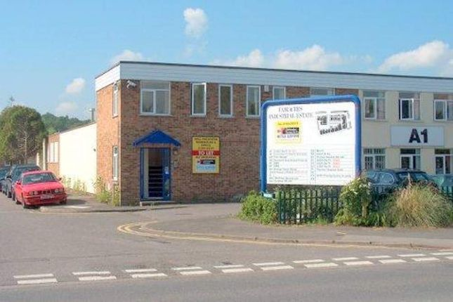 Thumbnail Light industrial to let in Unit (B) Fairacres, Windsor