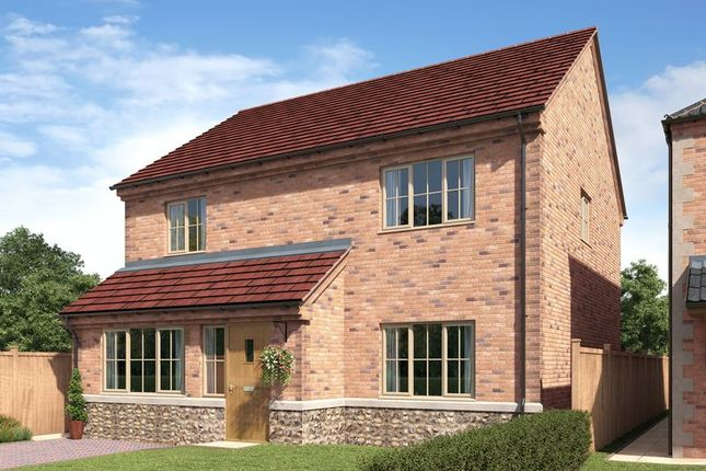 Thumbnail Detached house for sale in Plot 39, Franklin Way, Barrow-Upon-Humber