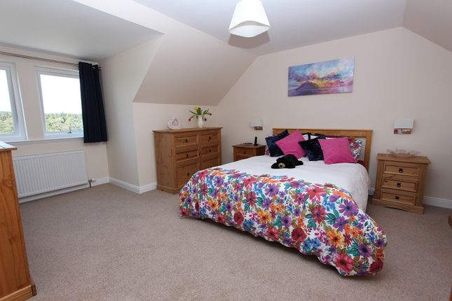Master Bedroom of Farr, Inverness IV2