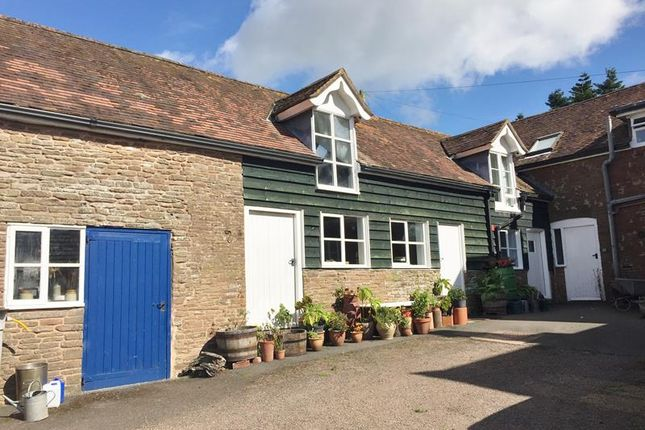 Thumbnail Flat to rent in Flat, Hawkhurst, Bromyard, Herefordshire