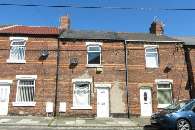 Thumbnail Terraced house for sale in Tees Street, Horden, County Durham